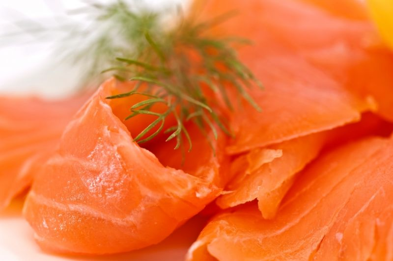 Homemade Wild Alaskan Lox Recipe — Dishmaps